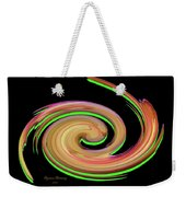 The Whirl Of Life, W13.1b Weekender Tote Bag