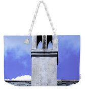 The White Chimney Weekender Tote Bag
