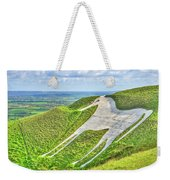 The White Horse. Weekender Tote Bag