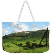 The White Horse Westbury England Weekender Tote Bag