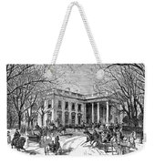 The White House, 1877 Weekender Tote Bag