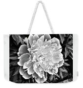 The White One Weekender Tote Bag