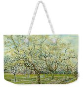 The White Orchard  Weekender Tote Bag