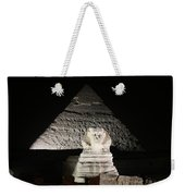 The White Sphynx Weekender Tote Bag