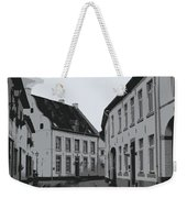 The White Village - Digital Weekender Tote Bag