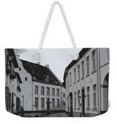 The White Village - Digital Weekender Tote Bag