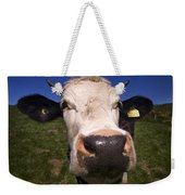 The Wideangled Cow  Weekender Tote Bag