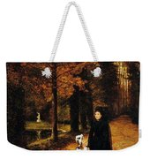The Widow Weekender Tote Bag by Horace de Callias