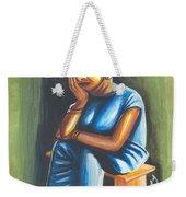 The Widows Might Weekender Tote Bag