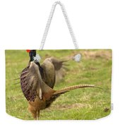 The Wild Rooster Weekender Tote Bag