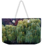 The Willows Of Central Park Weekender Tote Bag