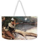 The Winchester Weekender Tote Bag