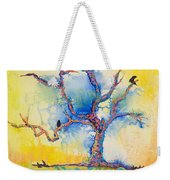 The Wind Riders Weekender Tote Bag