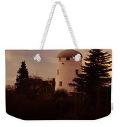 The Windmill At Sunset Weekender Tote Bag