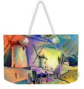 The Windmills Del Quixote 02 Weekender Tote Bag