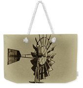 The Windmills Of My Mind Weekender Tote Bag