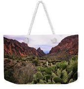 The Window 2 Weekender Tote Bag