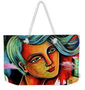 The Winds Of Change Weekender Tote Bag