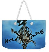 The Winds Of Time Weekender Tote Bag