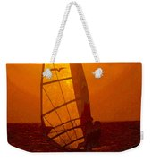 The Windsurfer Weekender Tote Bag