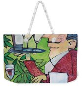 The Wine Steward Weekender Tote Bag