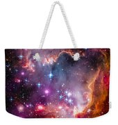 The Wing Of The Small Magellanic Cloud Weekender Tote Bag