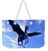The Winged Horse Weekender Tote Bag
