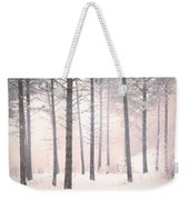The Winter Forest Weekender Tote Bag