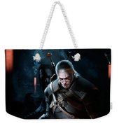 The Witcher Weekender Tote Bag