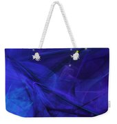 The Wizard Mid-incantation Weekender Tote Bag