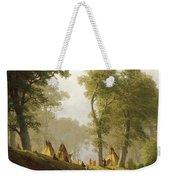 The Wolf River - Kansas Weekender Tote Bag