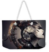 The Woman That Time Forgot Weekender Tote Bag