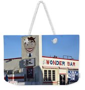 The Wonder Bar, Asbury Park Weekender Tote Bag