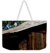 The Wood Shed Weekender Tote Bag