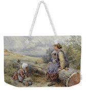 The Woodcutter's Children Weekender Tote Bag