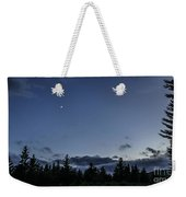 The Woods And The Moon 1 Weekender Tote Bag