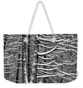 The Woods Weekender Tote Bag