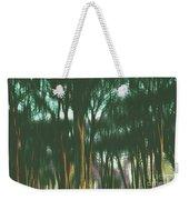 The Woods Weekender Tote Bag