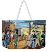 The World Of Classic Westerns Weekender Tote Bag
