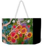 The World Of Flowers Weekender Tote Bag