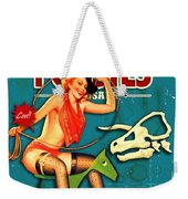 The World Of Giant Weekender Tote Bag