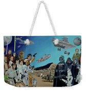 The World Of Star Wars Weekender Tote Bag