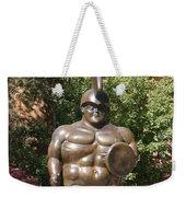The Roman Worrior 1.0 Weekender Tote Bag