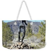 The Wounded Warrior Weekender Tote Bag