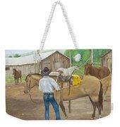 The Wrangler Weekender Tote Bag