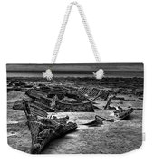 The Wreck Of The Steam Trawler Weekender Tote Bag