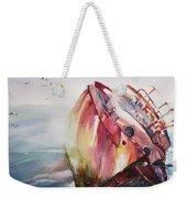 The Wreck Weekender Tote Bag