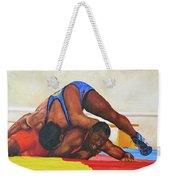 The Wrestlers Weekender Tote Bag