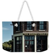 The Wright Cycle Company - Dayton Ohio Weekender Tote Bag