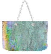 The Writing On The Wall Weekender Tote Bag
